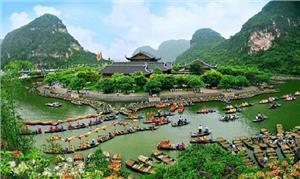 Địa điểm thăm quan đặc sắc tại khu sinh thái Tràng An