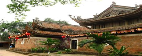 Du lịch lễ Hội chùa Thầy - Tây Phương - chùa Mía - Hà Nội