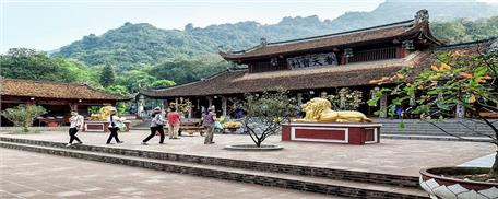 Du lịch Miền Bắc 30.4 - 1.5: Hà Nội - Bái Đính - Tràng An – Vịnh Hạ Long