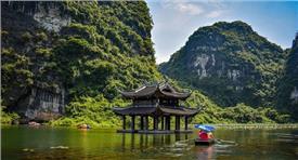 Du lịch Hoa Lư Tràng An