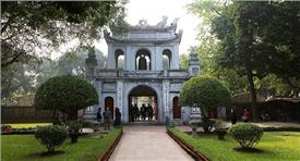 Du lịch Miền Bắc 30.4 - 1.5.2020: Hà Nội - Bái Đính - Tràng An – Vịnh Hạ Long (Tour 4N3Đ)