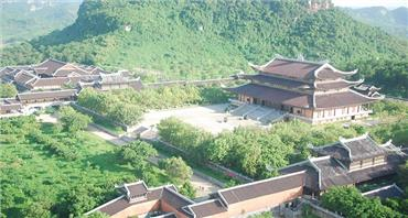 Tour thăm quan chùa Bái Đính - Tràng An 1 ngày
