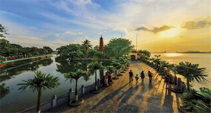 Du lịch Miền Bắc 3 ngày 2 đêm: Hà Nội - Bái Đính - Tràng An - Sapa - Cát Cát - Hàm Rồng