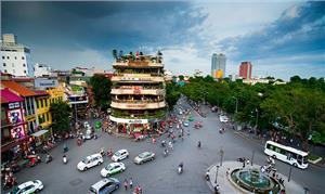 Các địa điểm  vui chơi không thể bỏ qua ở  trung tâm Hà Nội