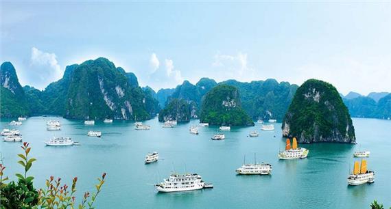 Du lịch Hạ Long Tuần Châu Tết Nguyên Đán 2020 (3 ngày 2 đêm)