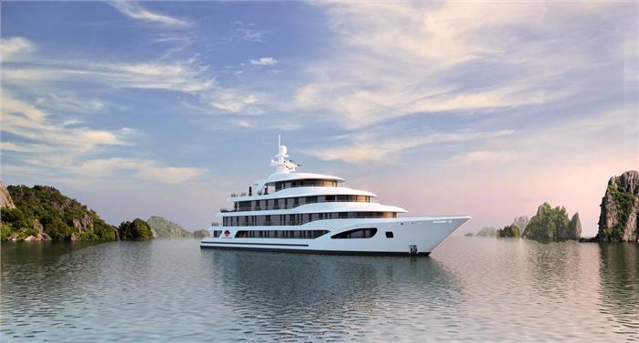 DU THUYỀN Hạ Long Scarlet Pearl Cruise 2 Ngày 1 Đêm