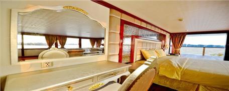 Du thuyền Golden Cruise Hạ Long