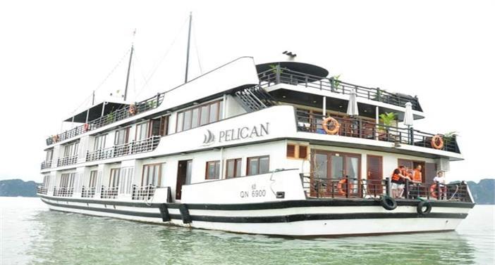 Du thuyền Pelican Hạ Long