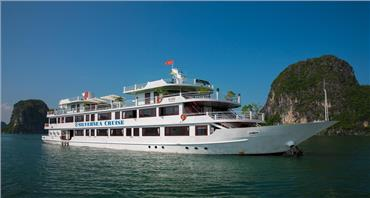 Tour du thuyền 4 sao Silver Sea Hạ Long (2 ngày 1 đêm)
