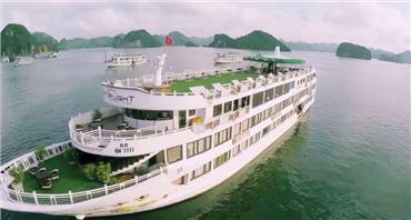 Du thuyền Starlight Hạ Long