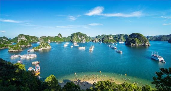 Tour Miền Bắc Tết 2020: Hà Nội - Vịnh Hạ Long - Bái Đính - Tràng An