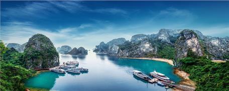 Du lịch Hạ Long - Tuần Châu - Yên Tử 2 ngày 1 đêm