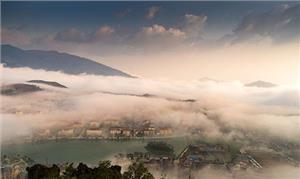 Núi Hàm Rồng - Địa danh không thể bỏ qua khi đến Sapa