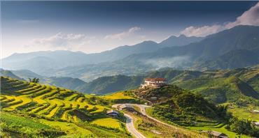 Vòng Cung Tây Bắc 5N4Đ: Mộc Châu - Điện Biên - Lai Châu - Sapa - Mù Cang Chải