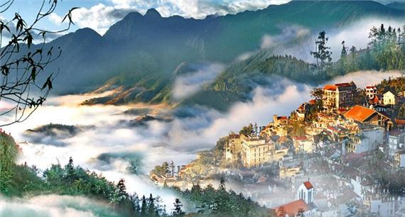 Du lịch Miền Bắc 30.4 - 1.5.2020: Hà Nội - Sapa - Hạ Long - Bái Đính - Tràng An (Tour 5N4Đ)